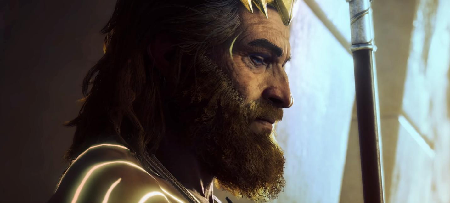 На E3 2019 могут показать редактор квестов для Assassin's Creed Odyssey