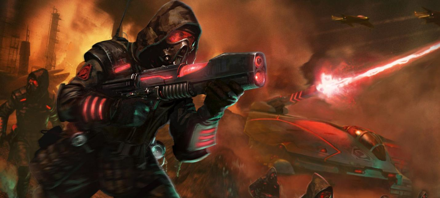 Разработка ремастера Command & Conquer перешла в стадию продакшена