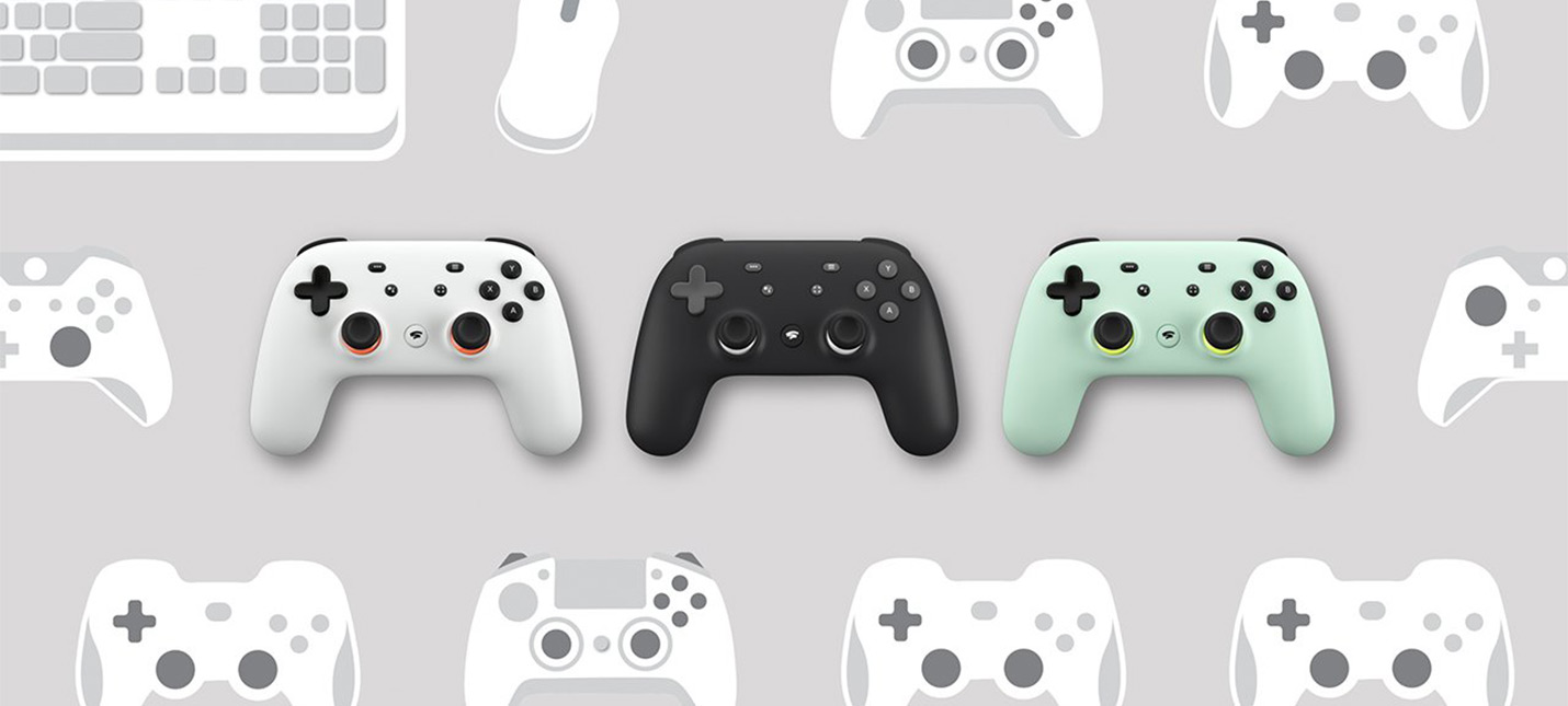Список игр, которые будут доступны на Google Stadia
