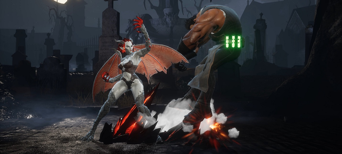 PS4-эксклюзив Omen of Sorrow выйдет в Epic Games Store