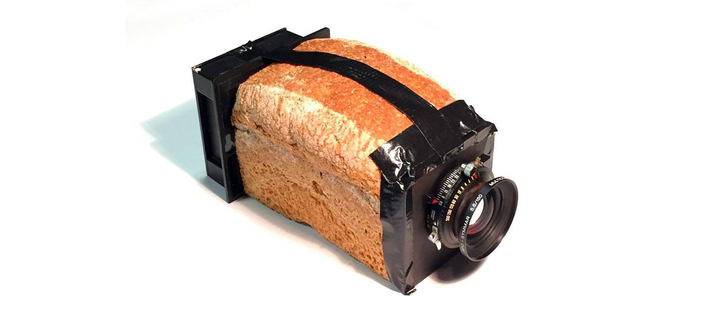 Фото-буханка, фото-арбуз и другие камеры из повседневных предметов
