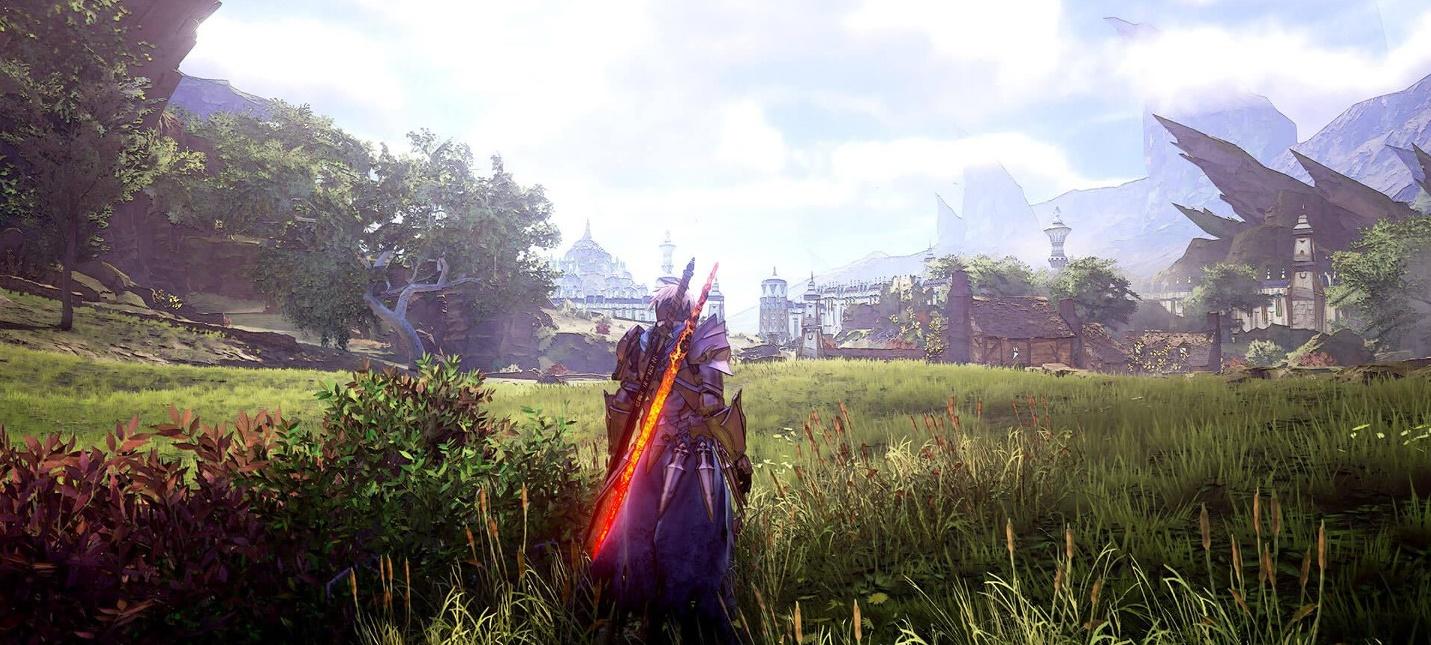 Утечка: Первые скриншоты и логотип Tales of Arise