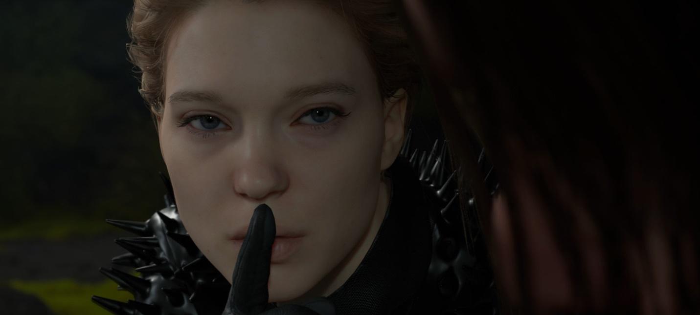 Стефани Юстен могла сыграть одного из персонажей Death Stranding