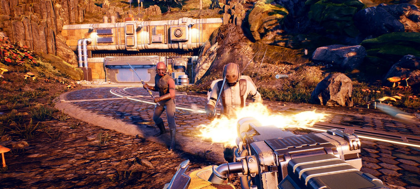 E3 2019: Дата релиза The Outer Worlds и новый трейлер