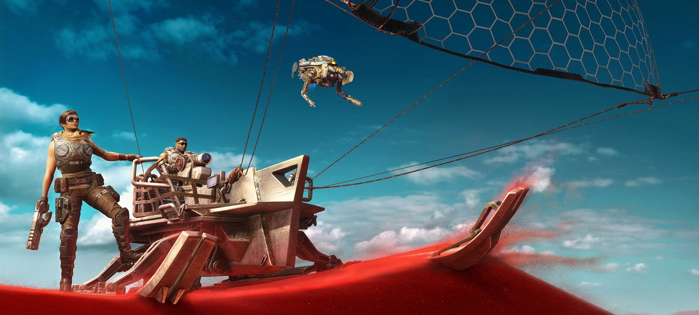Опубликованы 14 минут геймплея и новые скриншоты Gears 5