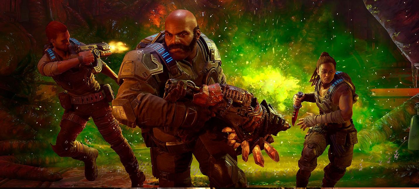E3 2019: много геймплея нового режима Gears 5