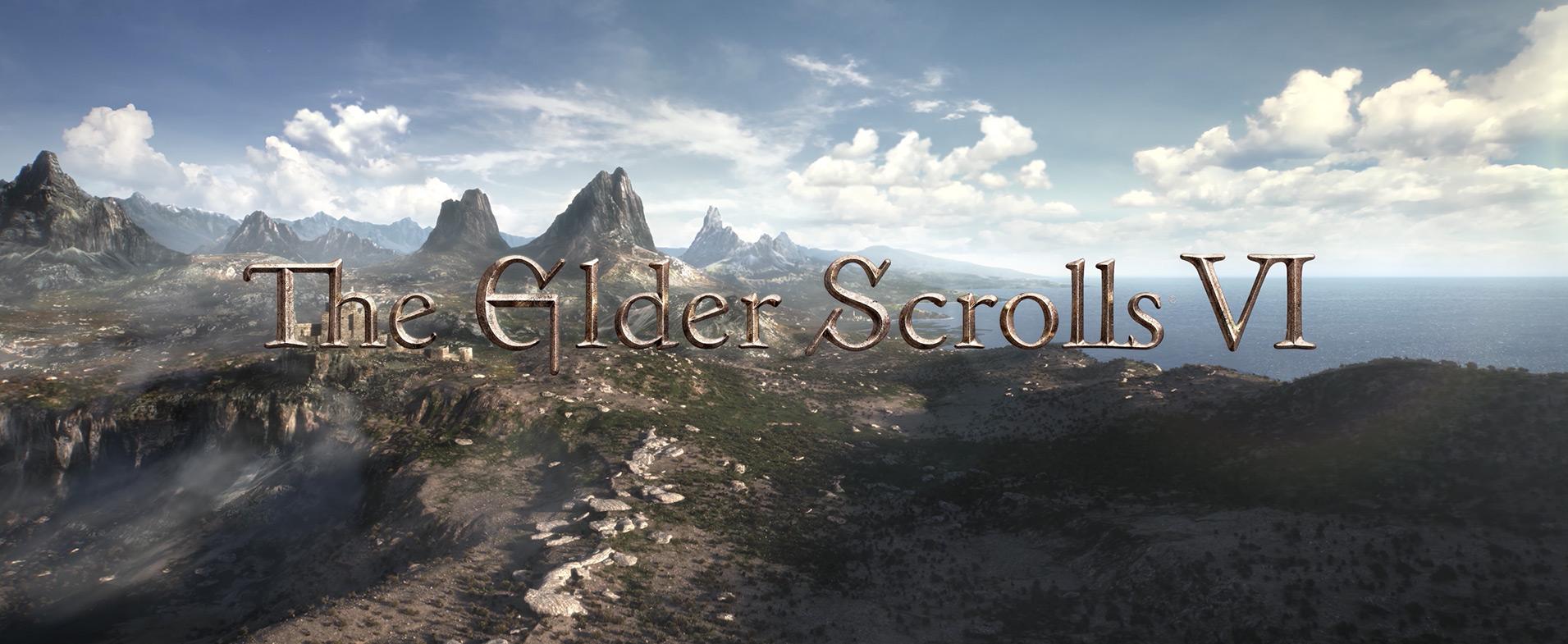 Мнение: Bethesda не привезла Starfield и The Elder Scrolls VI на E3 2019, так как это игры нового поколения