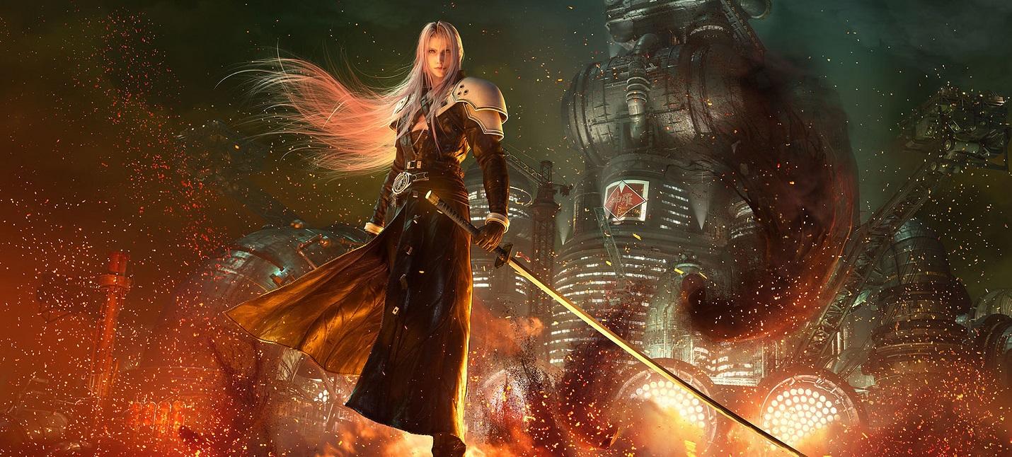 E3 2019: Трейлер и 8 минут геймплея ремейка Final Fantasy 7