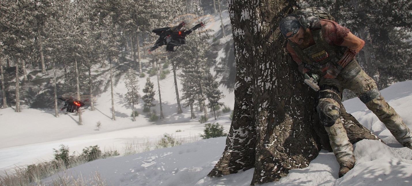 E3 2019: 18 минут геймплея Ghost Recon Breakpoint