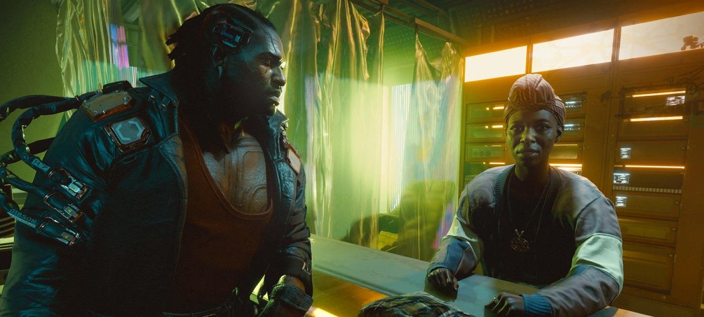 Cyberpunk 2077 стала лидером предзаказов и списка желаний Steam