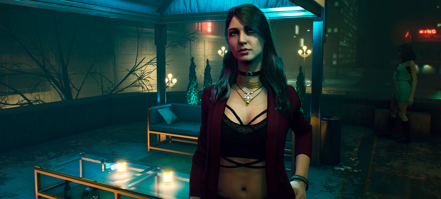 E3 2019: 18 минут геймплея Vampire: The Masquerade - Bloodlines 2