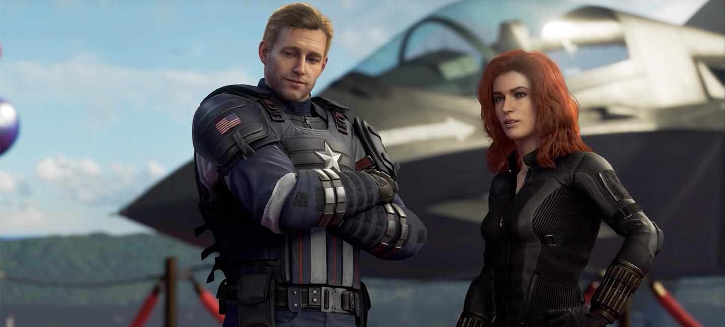 Мнение: Внешний вид Мстителей в Marvel's Avengers удручает банальностью