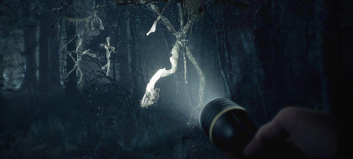 E3 2019: Первый геймплей хоррора Blair Witch