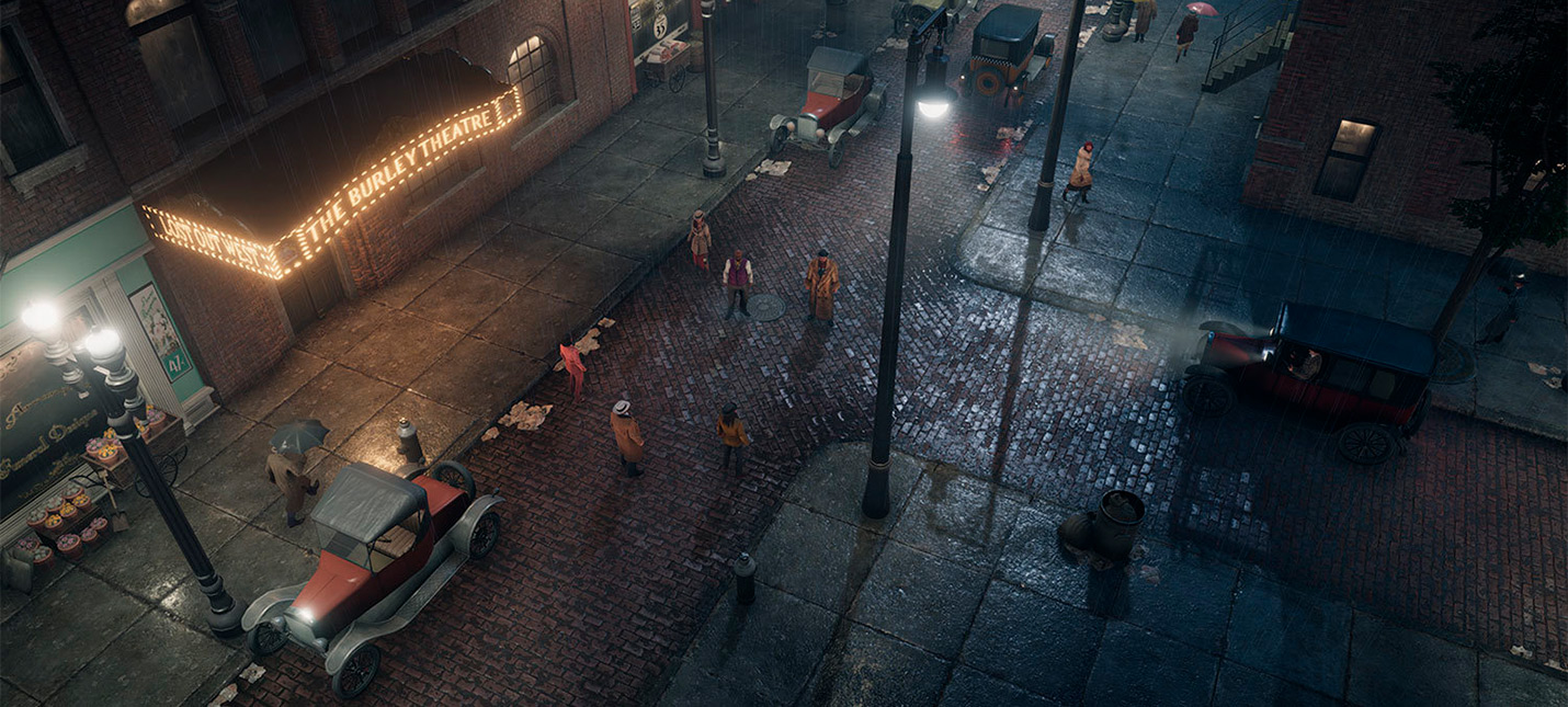 E3 2019: Первые скриншоты стратегии Джона Ромеро Empire Of Sin