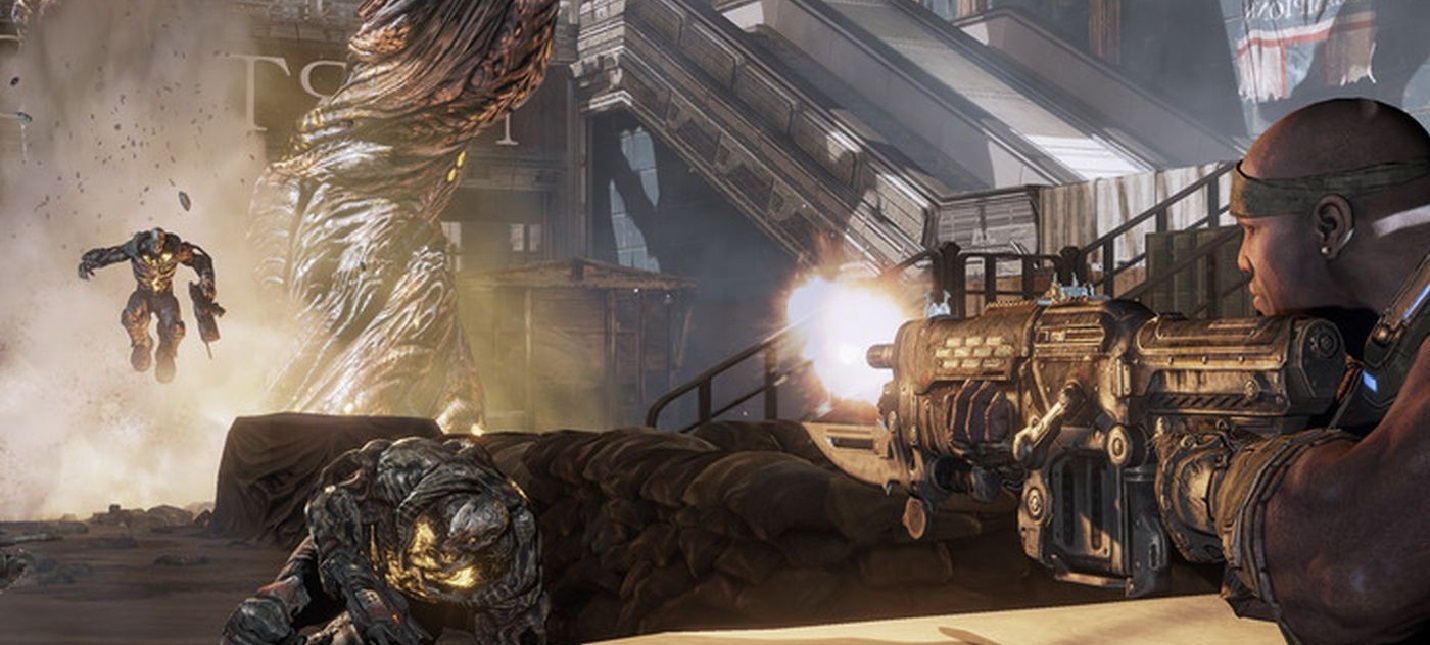 Gears Tactics находится в разработке, игру не отменили