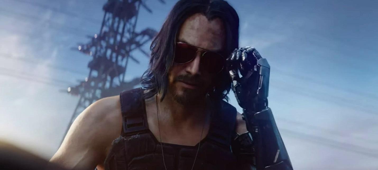 E3 2019: Оба демо Cyberpunk 2077 были запущены на PC