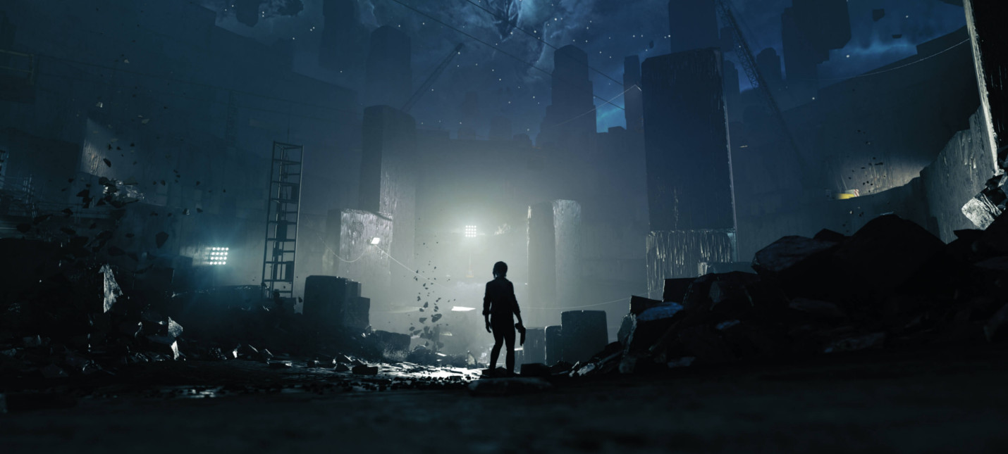 E3 2019: 18 минут геймплея Control