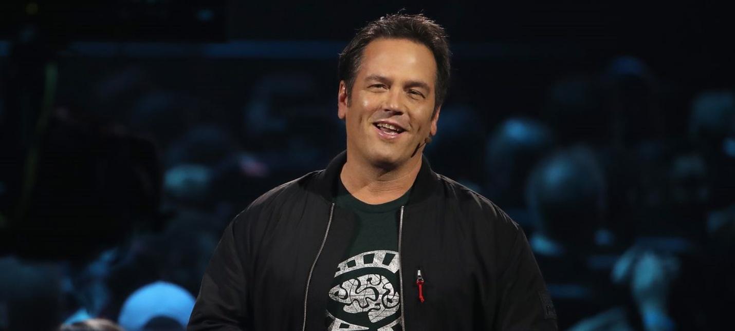 Фил Спенсер хотел бы видеть Sony на E3 2019