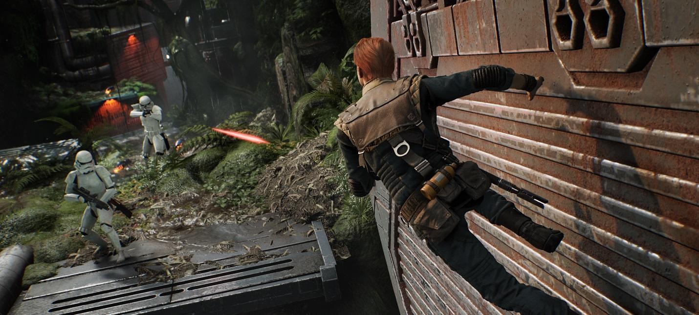 Впечатления журналистов, сыгравших в Star Wars Jedi: Fallen Order