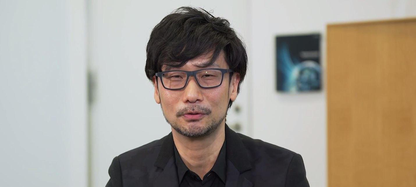 Хидео Кодзима рассказал о своих обязанностях в Kojima Productions
