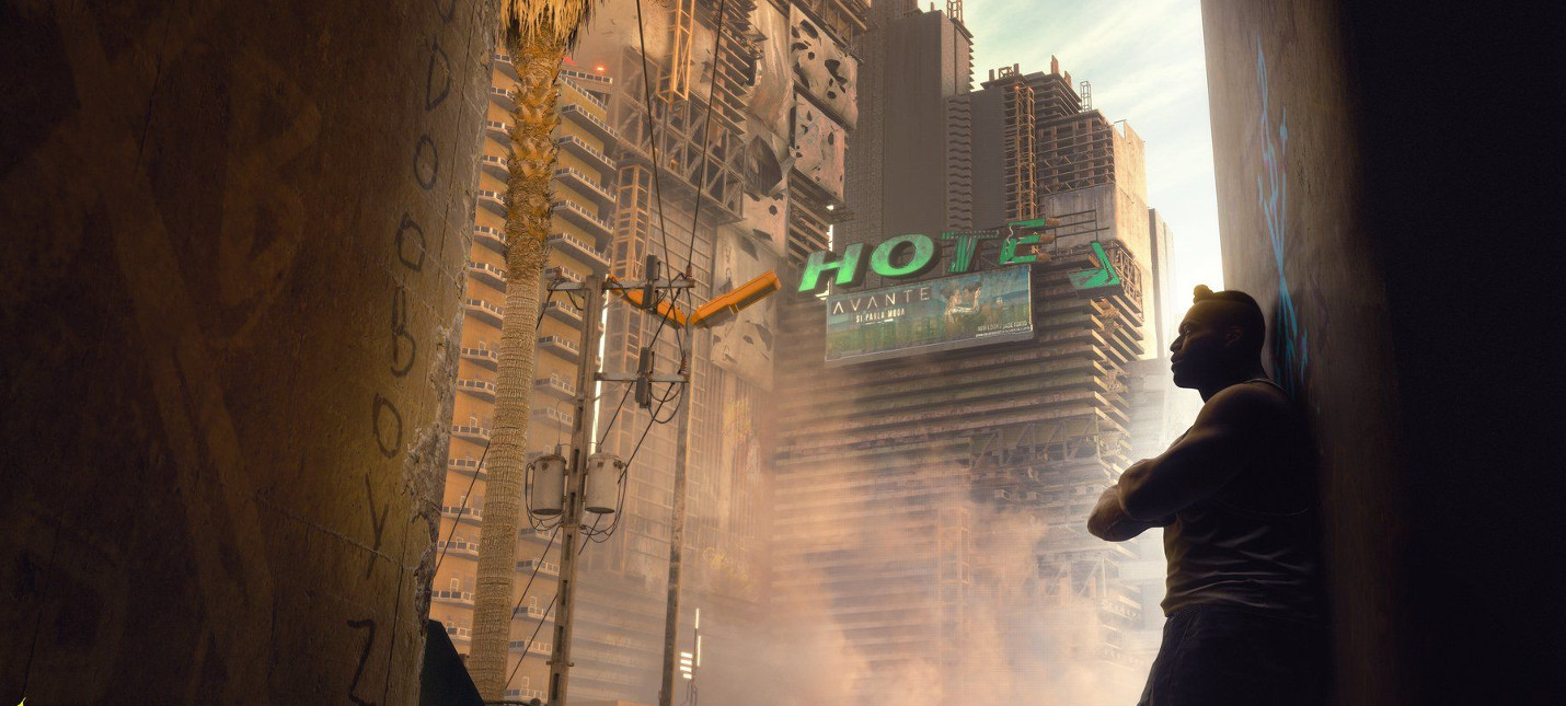 "В Cyberpunk 2077 транспорт можно ""подозвать"" как Плотву"