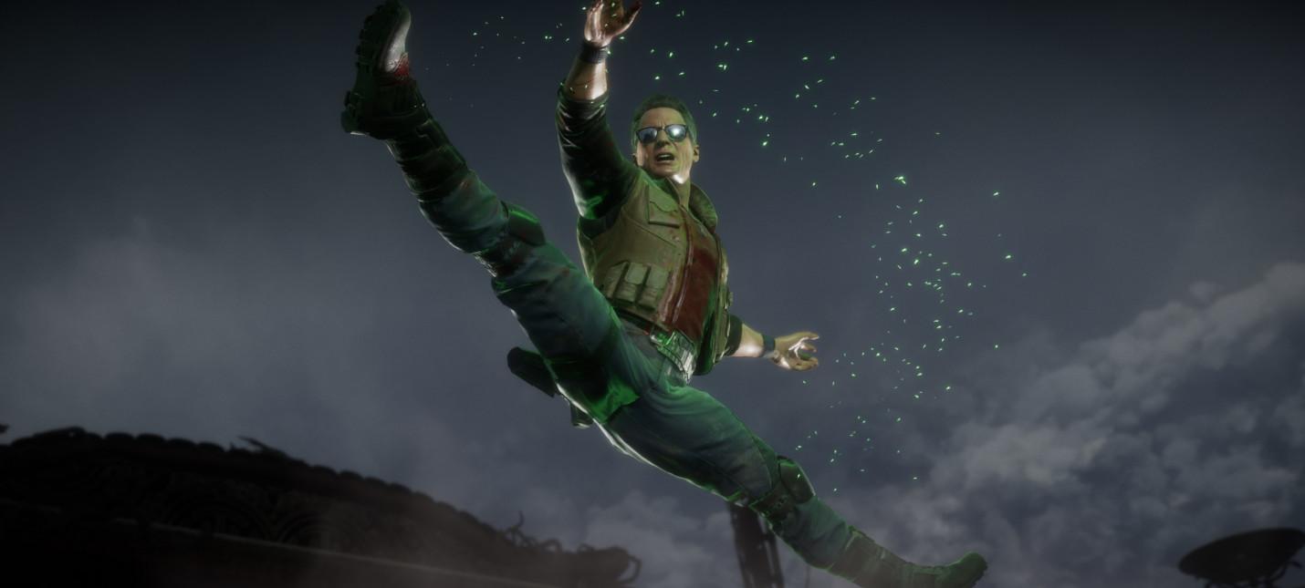 Трейлер и подробности ивента Kombat League в Mortal Kombat 11