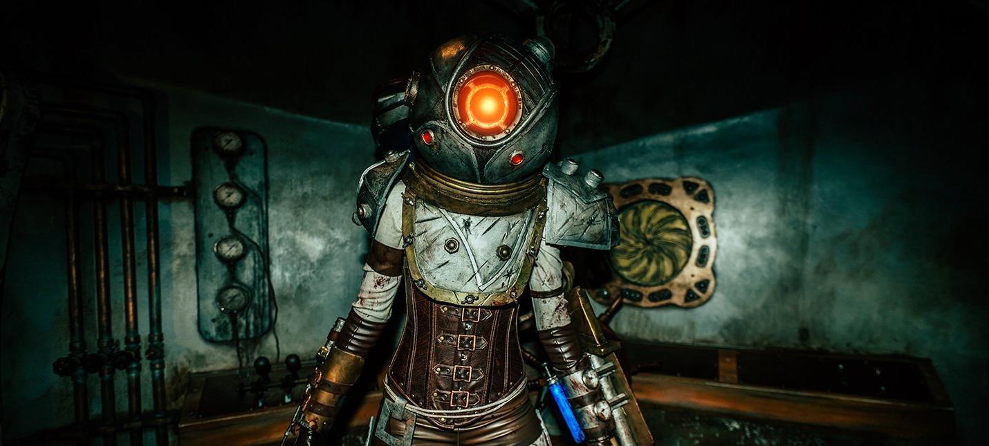 Этот косплей Bioshock 2 больше похож на скриншот из игры