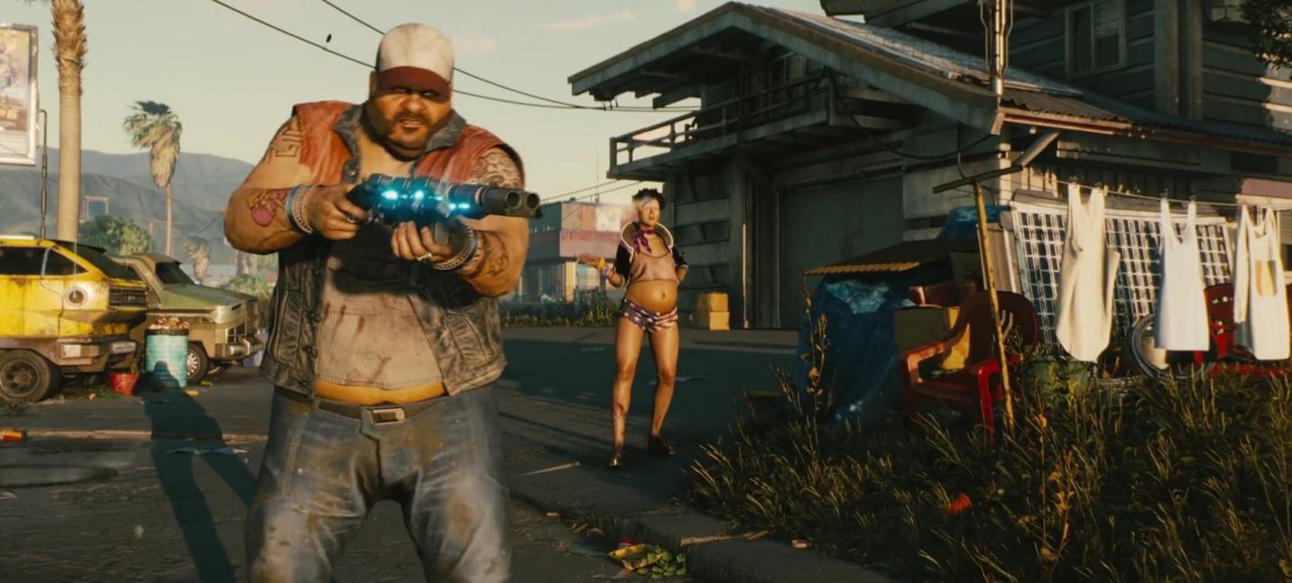 В Cyberpunk 2077 предстоит посетить пустоши, населенные бандитами и номадами