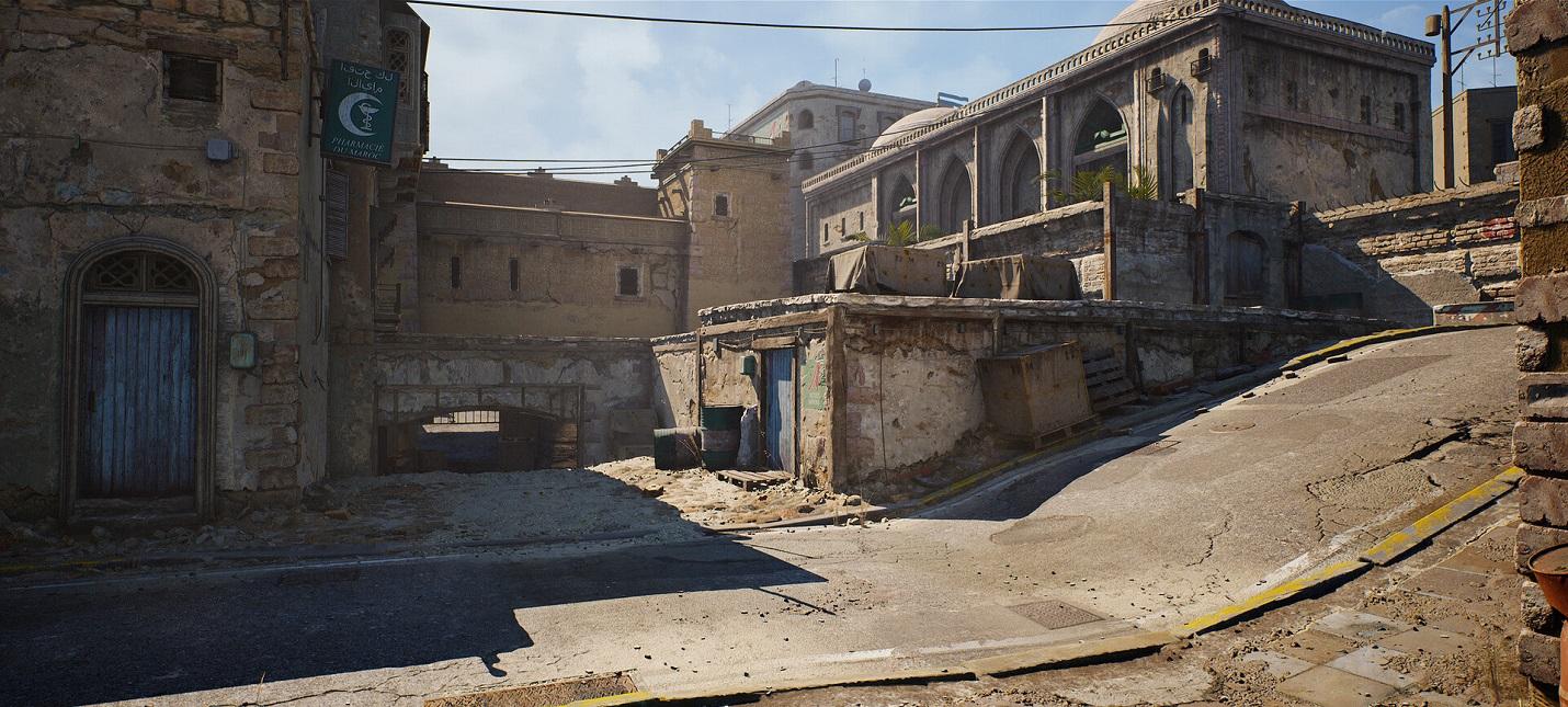 Художник воссоздал De_Dust 2 из Counter-Strike на Unreal Engine 4