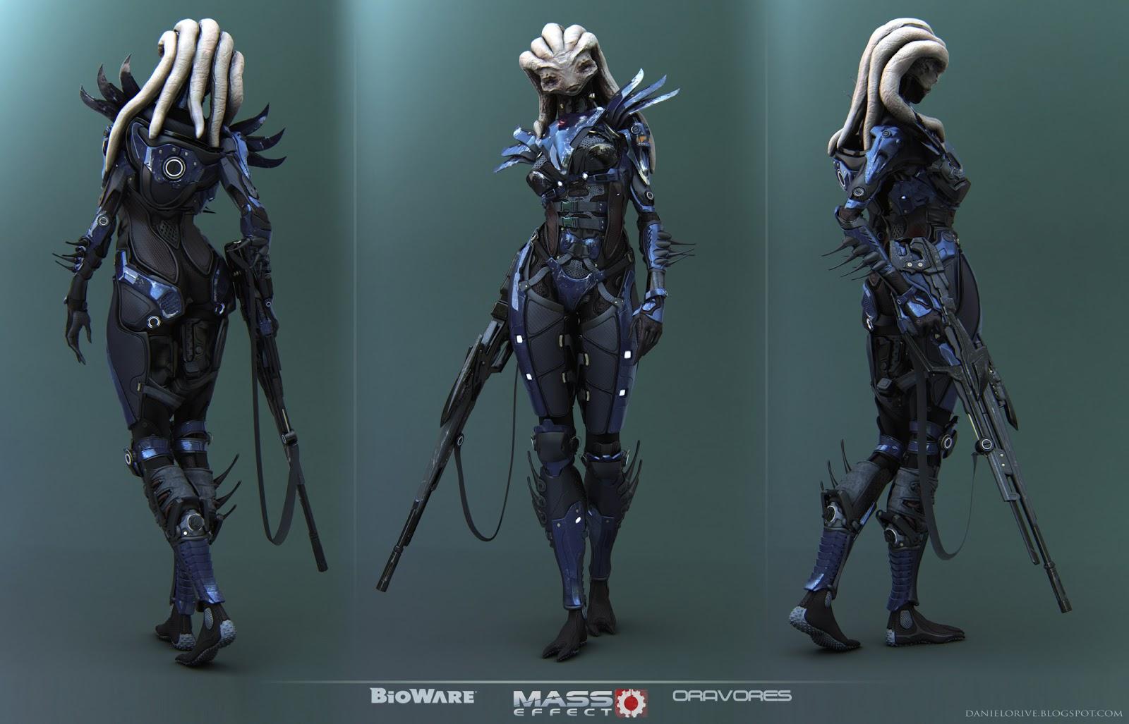 История серии - Другое - Mass Effect 3 - прохождение 100