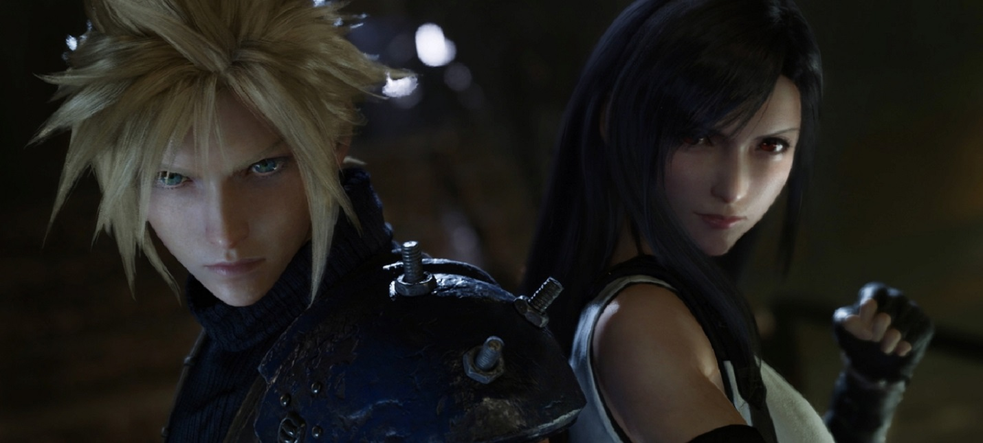 Новые подробности ремейка Final Fantasy 7