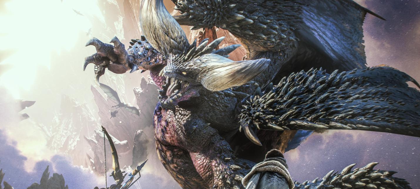 Capcom рада, что другие разработчики вдохновляются Monster Hunter: World