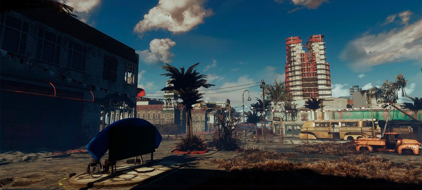 Мод Fallout Miami вышел в ранней версии