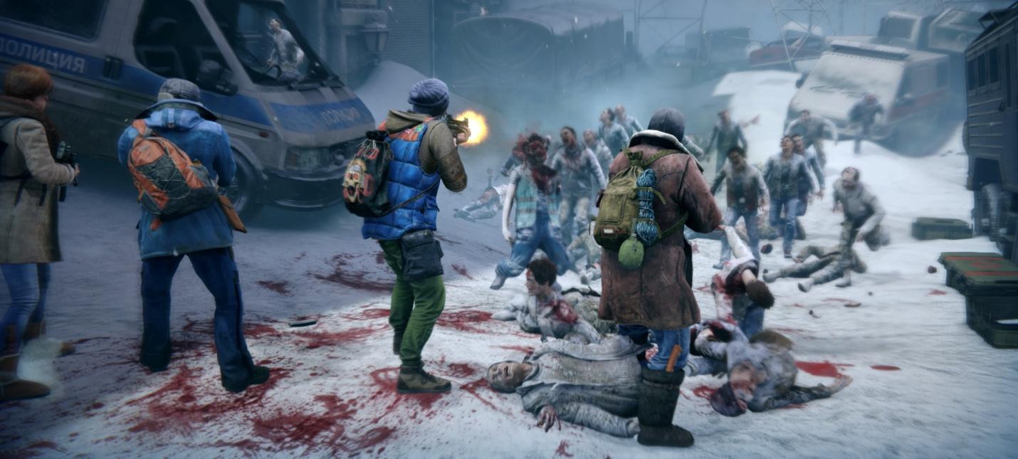 Epic Games Store стал главной цифровой площадкой продаж World War Z
