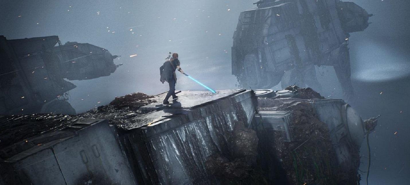 10 минут нового геймплея Star Wars Jedi: Fallen Order