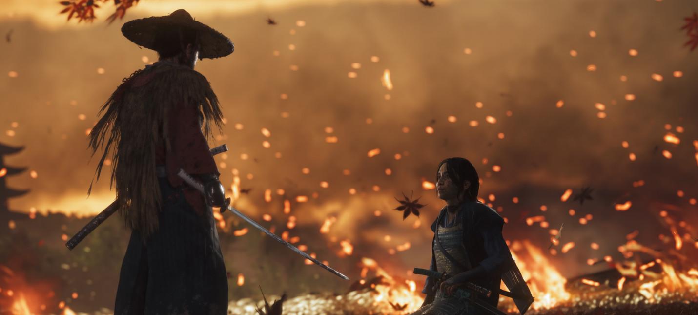 Согласно опросу IGN, Ghost of Tsushima ждут больше Death Stranding