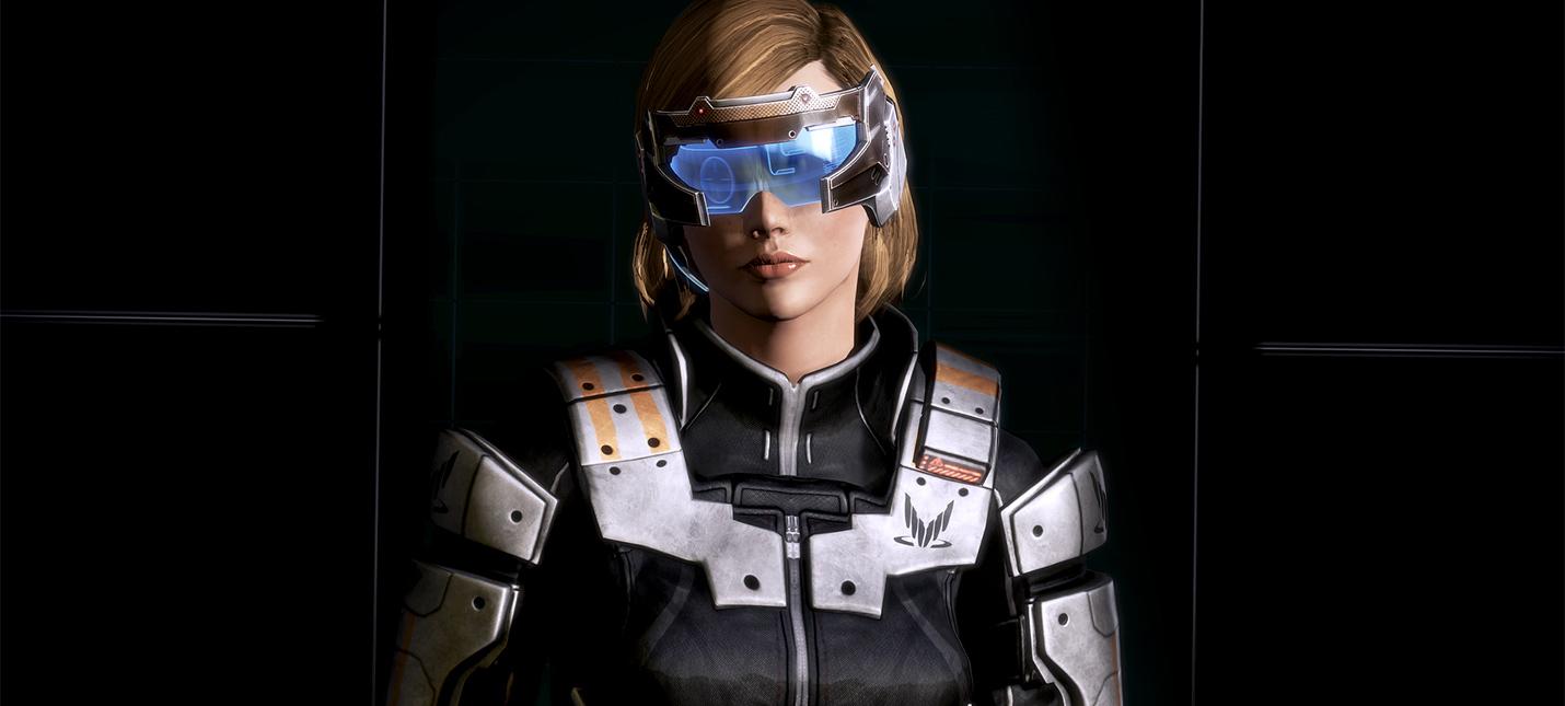 Для Mass Effect 3 тоже вышел мод, позволяющий играть от первого лица