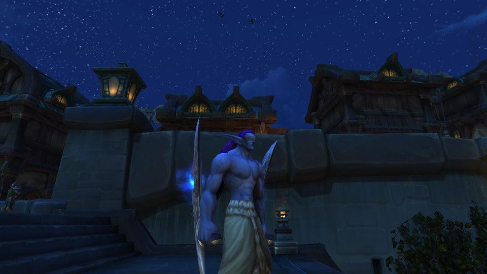 Игроки World of Warcraft в восторге от возможности скрыть броню
