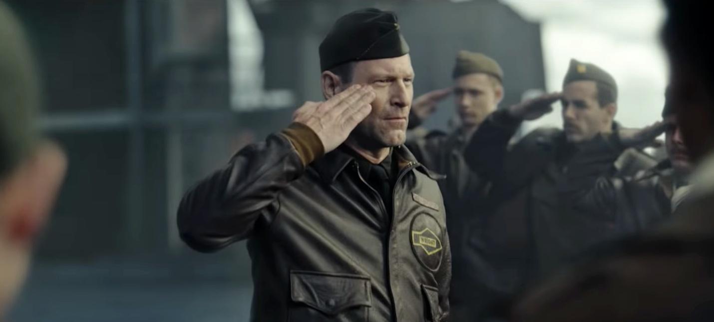 """Патрик Уилсон в трейлере военной драмы """"Мидуэй"""""""