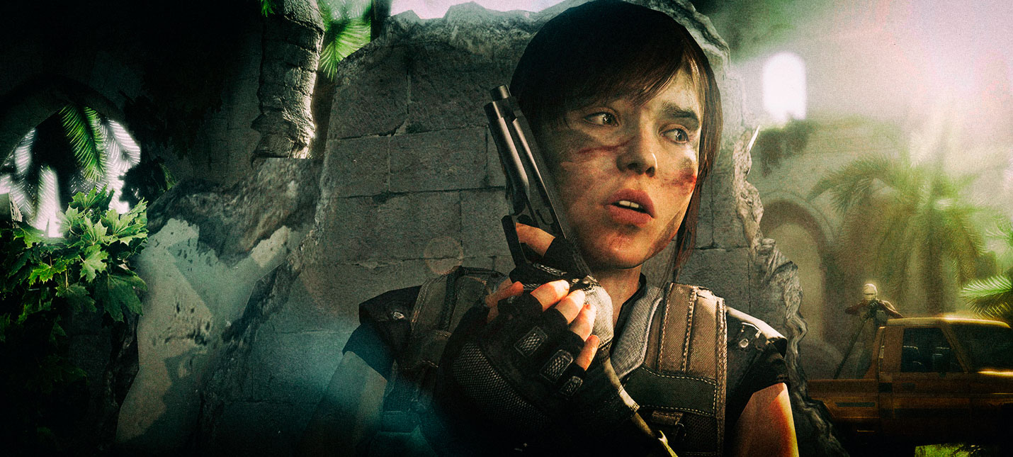 На PC вышло демо Beyond: Two Souls
