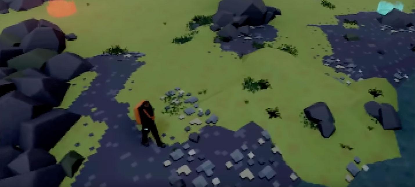 Как могла бы выглядеть Death Stranding на PS1