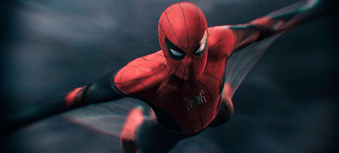 """Утечка: Послетитровая сцена """"Человек-паук: Вдали от дома"""""""