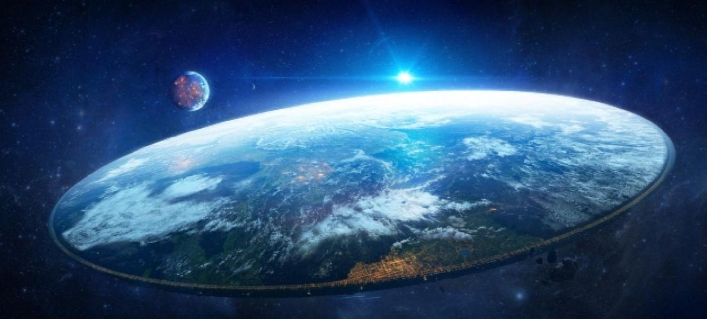 Испанский футбольный клуб переименовали в честь Плоской Земли