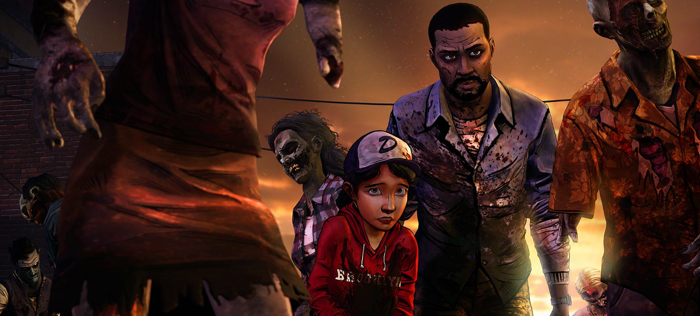 Комплект The Walking Dead: The Telltale Definitive Series выйдет 10 сентября