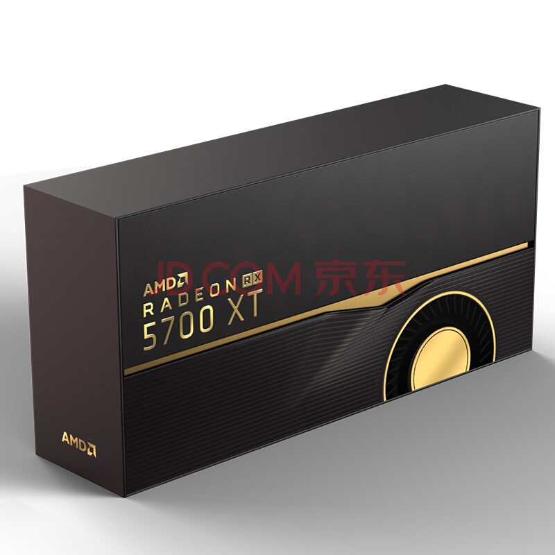 AMD Radeon RX 5700 и 5700 XT получат модные упаковки