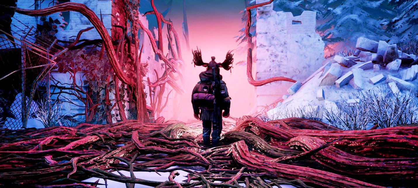 Большой Хан в геймплее сюжетного дополнения для Mutant Year Zero: Road to Eden