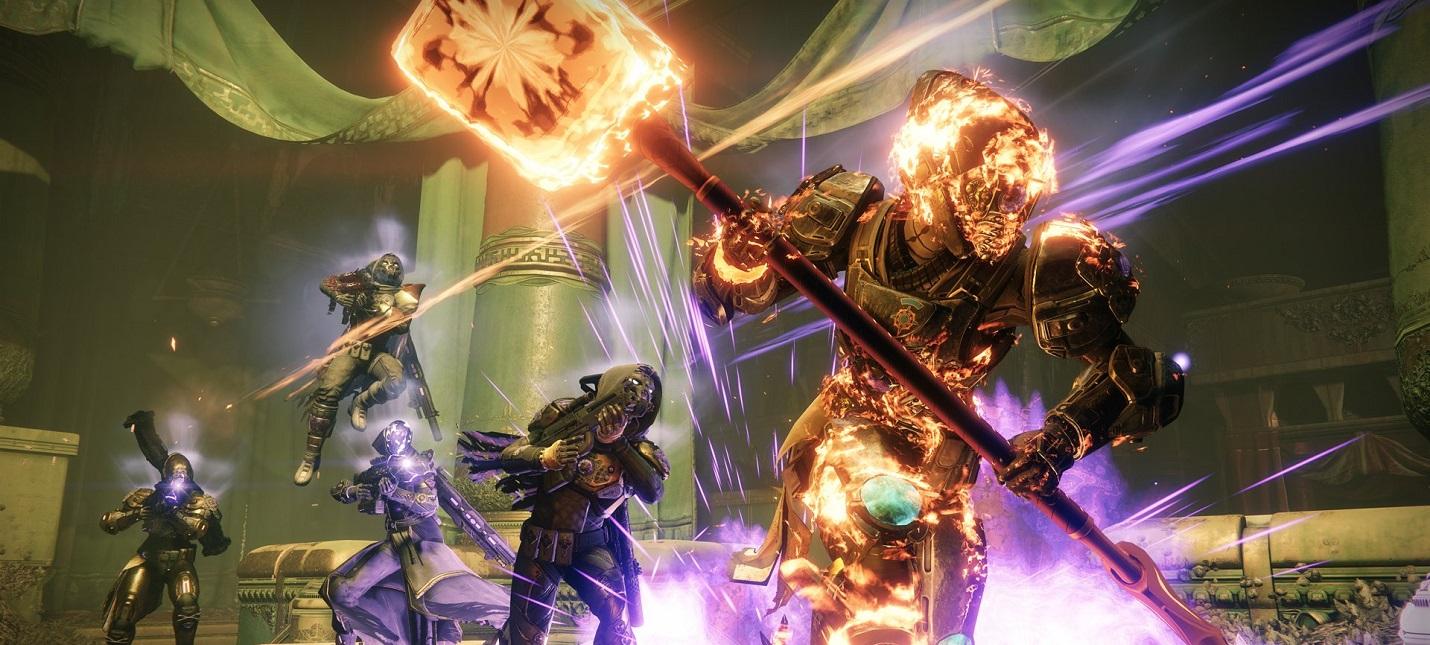 Мрачная Луна в новом тизере Destiny 2: Shadowkeep