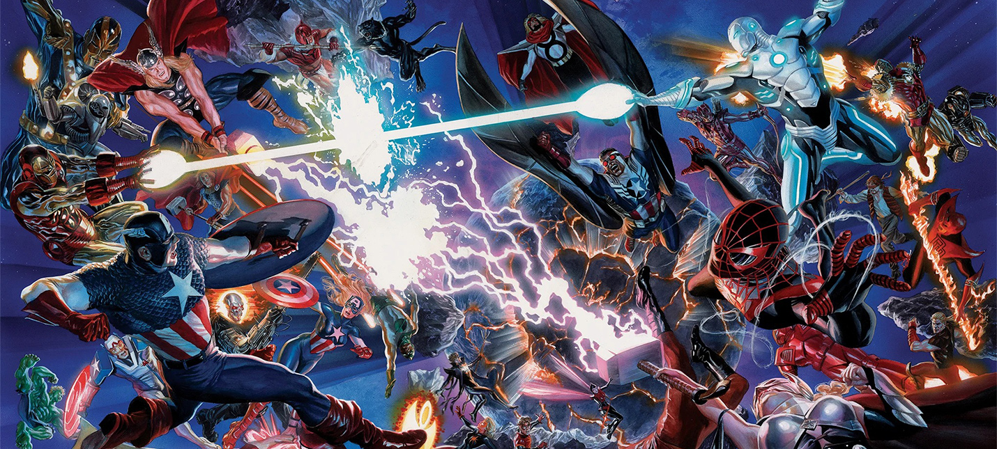"""Похоже, """"Человек-паук: Вдали от дома"""" подтвердил теорию о Тайных войнах"""