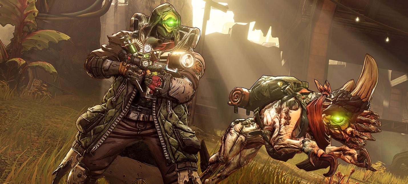 Gearbox рассказала об улучшениях мультиплеера в Borderlands 3