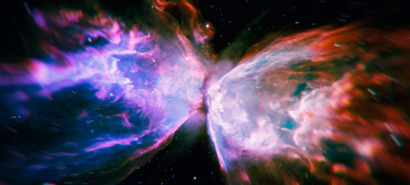"""Новая теория """"хамелеона"""" способна объяснить темную энергию и формирование галактик"""